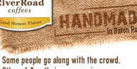 river road coffees magazine ad